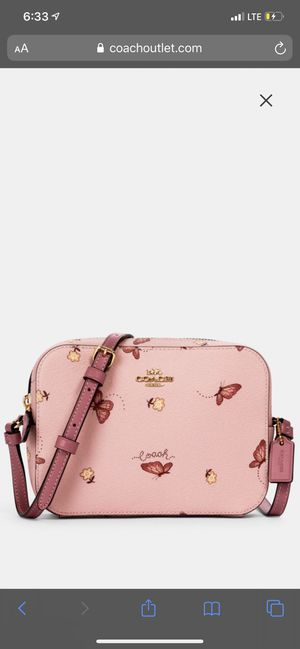 Coach SOLD OUT cross body for Sale in Corona, CA