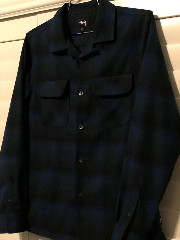 Stussy Wool Board Shirt