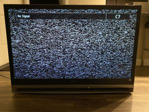 50 inch Sony Tv with remote and Sony receiver for Sale in Las Vegas, NV