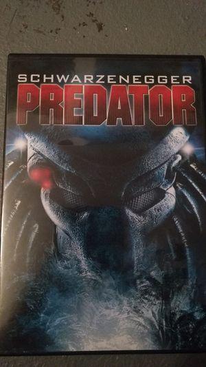 Predator dvd for Sale in Missoula, MT
