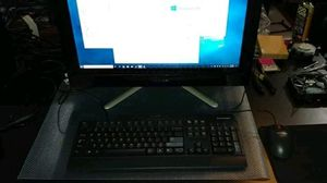 """Lenovo 21.5"""" All in one computer - touchscreen, mouse and keyboard for Sale in Columbus, OH"""