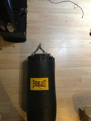 Punching bag for Sale in Silver Spring, MD