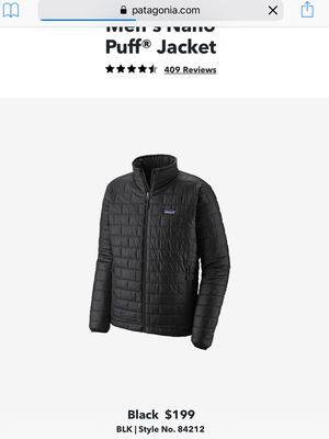 Patagonia Jacket Sz M for Sale in Los Angeles, CA