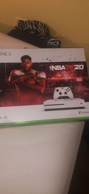 Xbox One S Terabyte 2K20 package for Sale in Country Club Hills, IL
