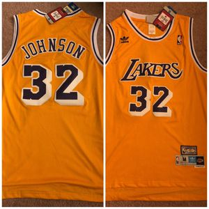 Magic Johnson Lakers jersey for Sale in Los Angeles, CA