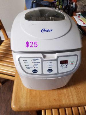 oster bread machine for Sale in San Leon, TX