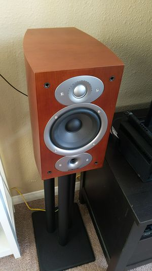 Polk Audio RTi A1 speakers and Cambridge Audio Topaz AM10 Stereo Receiver for Sale in San Diego, CA