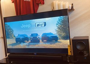 TV SOUND BAR AND WOLFER for Sale in Plantation, FL