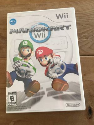 Nintendo Wii Game FOR SALE: Mario Kart, Mario Party, Wii Sports Resort for Sale in Moreno Valley, CA