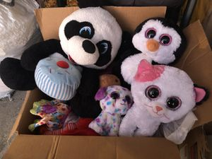 Stuffed animals for Sale in Concord, CA