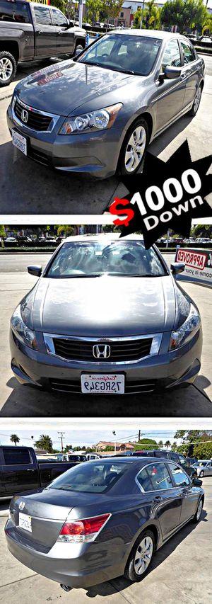 2009 Honda AccordEX Sedan AT for Sale in South Gate, CA