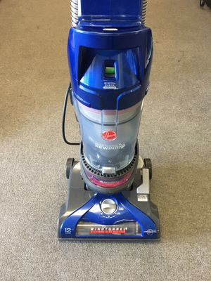 Hoover WindTunnel 2 Rewind Pet Upright Vacuum - Blue for Sale in Murray, UT