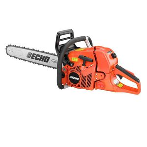 ECHO 20 in. 59.8 cc Gas 2-Stroke Cycle Chainsaw with Wrap Handle for Sale in Buffalo Grove, IL