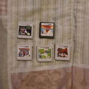 3ds Games for Sale in Maricopa, AZ