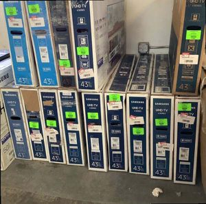 "Samsung 43"" TV's Appliance Liquidations 👍🏻‼️🤩 36 FN for Sale in Los Angeles, CA"