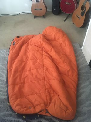 Childrens REI sleeping bag for Sale in Nuevo, CA