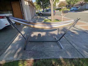 Hammock (450 lb capacity, including carry bag) for Sale in MONTE VISTA, CA