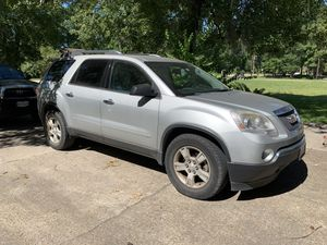 GMC Acadia 2009 Low Miles - needs a little work for Sale in Conroe, TX