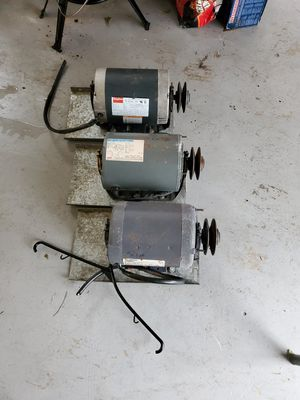 ELECTRIC MOTORS for Sale in Clearwater, FL