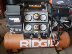Ridgid Air Compressor for Sale in Morgan, PA