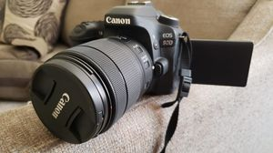 Camera Canon 80D for Sale in San Diego, CA