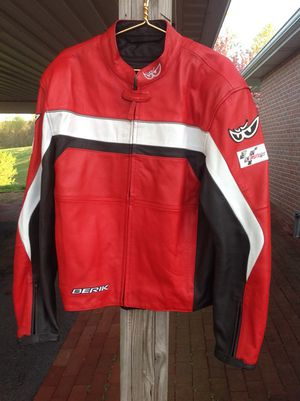 Berik Moto GP 3xl / Alpinestars riding jacket XL for Sale in Knoxville, MD