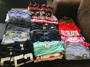 Kids CLOTHES (girls) for Sale in Fresno, CA
