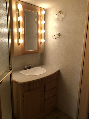 RV Vanity, sink and mirror for Sale in Federal Way, WA