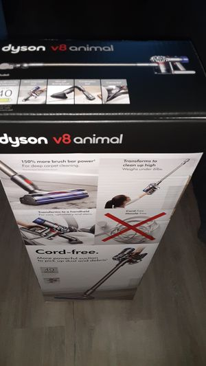 Dyson v8 animal vacuum for Sale in Downey, CA