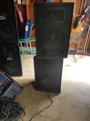 "15"" 2 way speakers EAW for Sale in Kingsburg, CA"