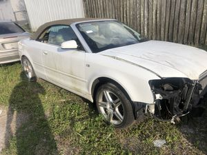 Parting out a 2008 Audi A4 for Sale in Saint Petersburg, FL