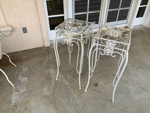 2 end tables for Sale in Modesto, CA