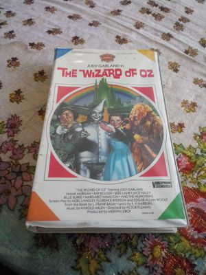 VHS The Wizard of Oz for Sale in Los Angeles, CA