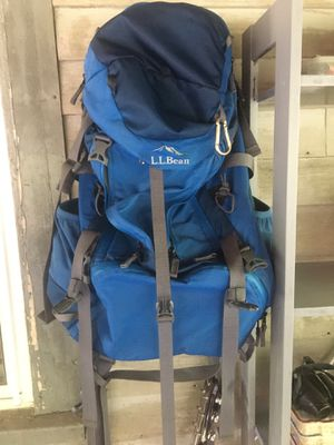 L.L. Bean White Mountain 50 Hiking Pack for Sale in Taunton, MA