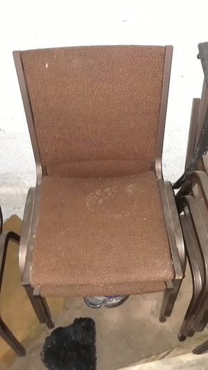 10 office waiting chairs for Sale in Charleston, WV