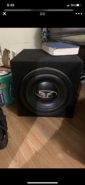 Subwoofer for Sale in Los Angeles, CA