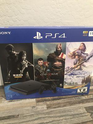PS4 1TB bundle *BRAND NEW* for Sale in Phoenix, AZ