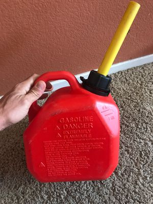 1 gallon gas can for Sale in Las Vegas, NV