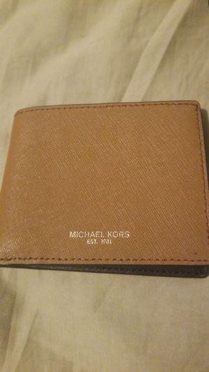 Michael Kors Mens Wallet for Sale in Plant City, FL