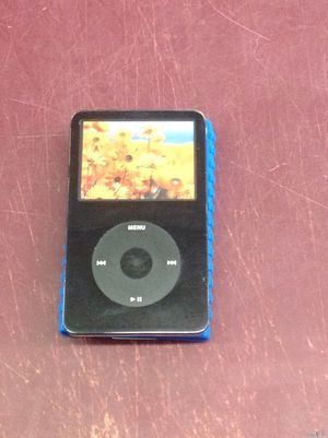 iPod Classic 5th gen 30gb damaged headphone jack for Sale in Columbus, OH