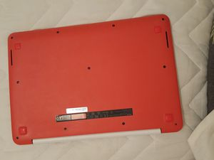 Asus300 red chrome book laptop for Sale in Chandler, AZ