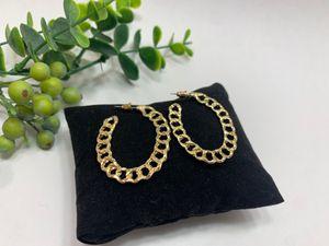 Hoop Style Geometric Trendy Earrings For Women for Sale in Los Angeles, CA