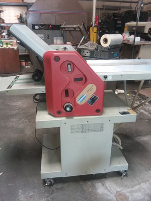 Paper folder tabletop Air Feed Folder. Newer style made by Challenge for Sale in Brea, CA