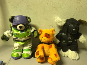 Stuffed bears animals for Sale in Las Vegas, NV