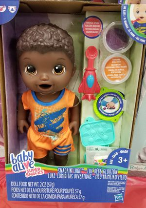 Baby Alive Baby Doll New for Sale in Baltimore, MD