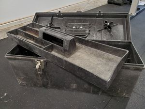 Plastic tool box for Sale in Gresham, OR