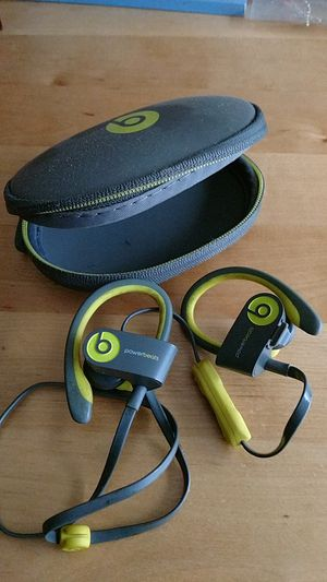 Powerbeats wireless headphones for Sale in Redmond, WA