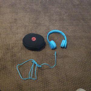 Beats Tiffany Blue Headphones for Sale in Fulton, MO