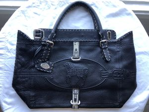 FENDI Selleria Tote Black - HORSE BAG FENDI for Sale in Los Angeles, CA