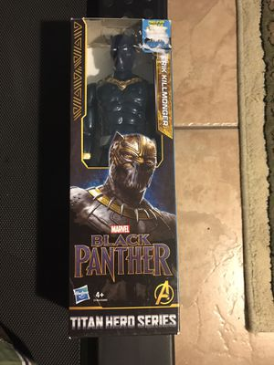 Black panther toy for Sale in West Palm Beach, FL